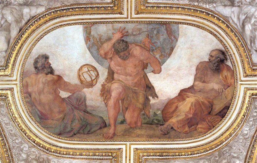 Annibale Carracci Herkules