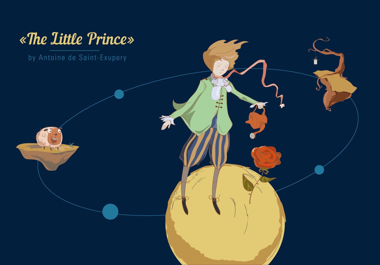 prosty facet mały książę