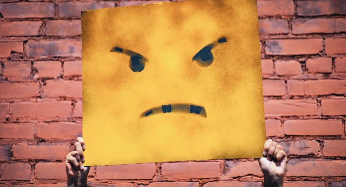 złość faceta jaka emocja